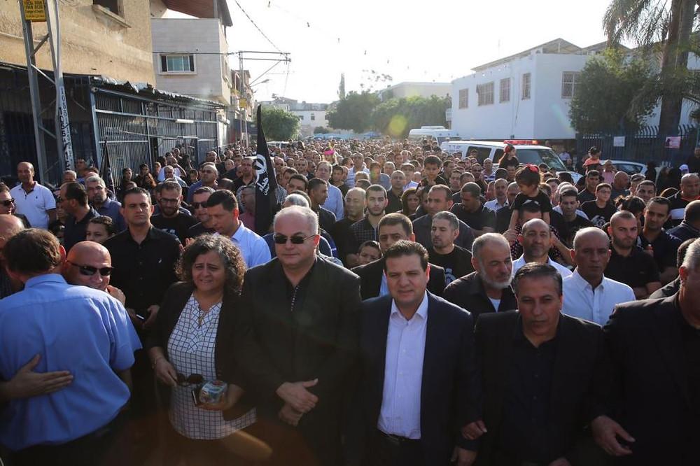 النائب عودة في احياء ذكرى شهداء مجزرة كفرقاسم الـ60: فشلو بالسابق وسيفشلون اليوم