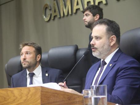 CPF como único documento e abertura da Linha Turismo são aprovados em sessão conjunta
