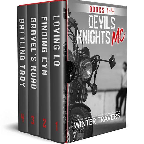 Devil's Knights, Books 1-4