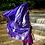 Purple Worship Banner