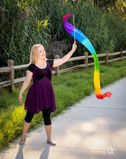 Covenant Promise Silk Streamer Ribbon