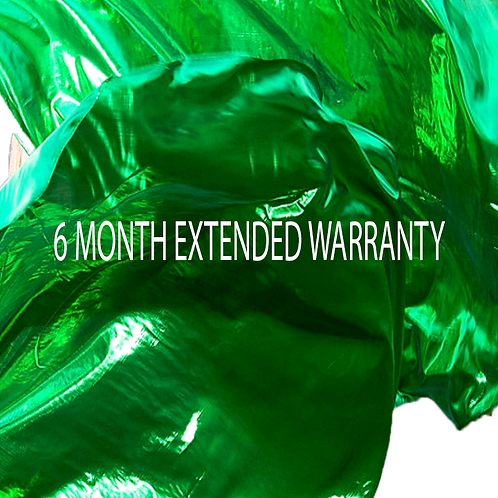 6 Month Extended Warranty