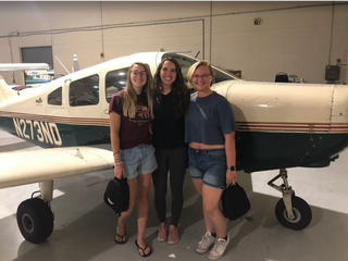 Week 5 Flying High- Mae