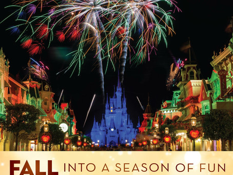 Save 20% on Rooms at Select Disney Resort Hotels and Celebrate Fall and Holiday Excitement with Us!