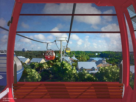 What You Need to Know about the Disney Skyliner!