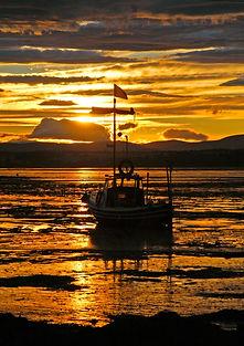 Golden Sunset One
