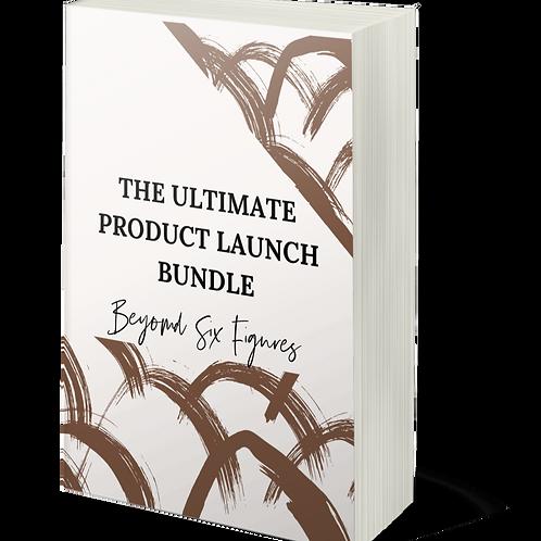 Ultimate Product Launch Bundle