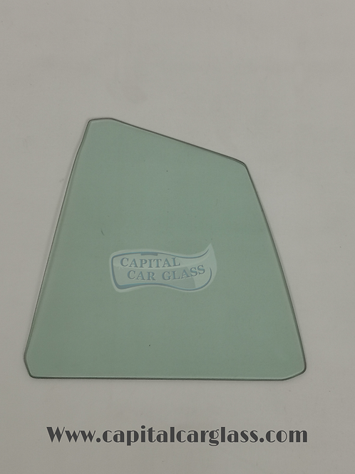 TOYOTA PRIUS RIGHT REAR VENT GLASS(GREEN) FOR 2016 ONWARD MODELS