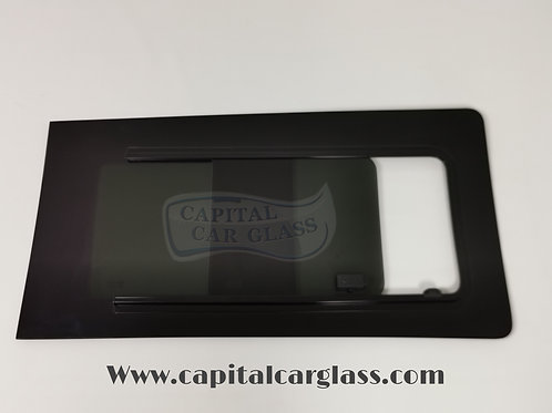 MERCEDES-BENZ VITO RIGHT PRV SLIDING DOOR OPENING WINDOW FOR 2004 TO 2015 MODELS