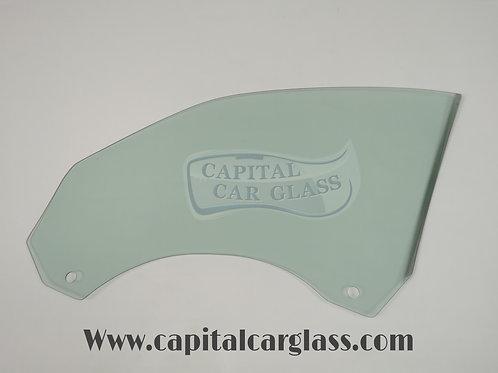 BMW 1 SER 2D CABRIOLET  LEFT FRONT DOOR GLASS FOR 2008 TO 2013 MODELS