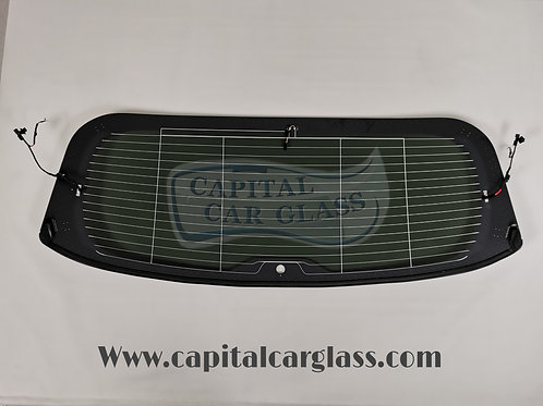 BMW X5 5D HEATED REAR PRIVACY SCREEN FOR 2019 ONWARD MODELS