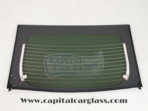 TOYOTA PRIUS HEATED REAR SCREEN PRIVACY (UPPER SECTION) (NO HOLE)