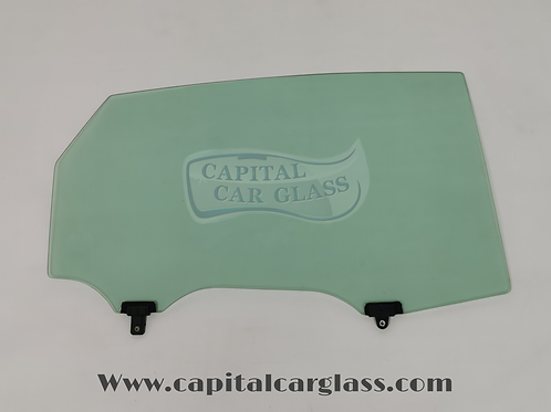TOYOTA PRIUS PLUS MPV  LEFT REAR DOOR GLASS (GREEN)FOR 2012 ONWARD MODELS
