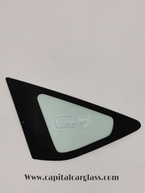 TOYOTA PRIUS PLUS Left Rear Quarterlight Glass for 2012 Onward Models{NO ENCAP}