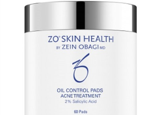Oil Control Pads Acne Treatment