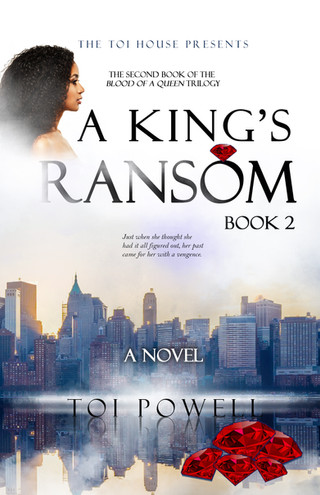 A King's Ransom: The second novel in the Blood of a Queen trilogy picks up with our protagonist, Ruby, as she submerges herself even deeper into the hidden family secret she has uncovered. Traversing the dangerous streets of New York, she encounters endless obstacles, surrenders to forbidden love, and discovers a plot that puts her life and those around her in grave danger. Will she uncover the truth and save her family and friends before it's too late?