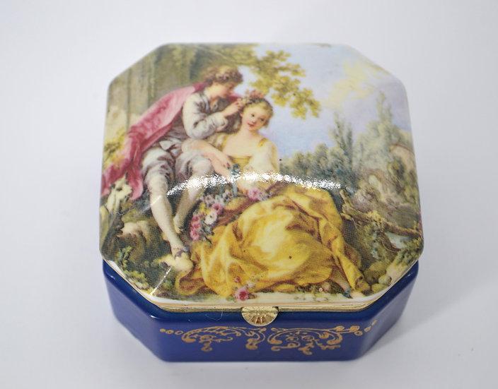 Norleans Vintage Trinket Box