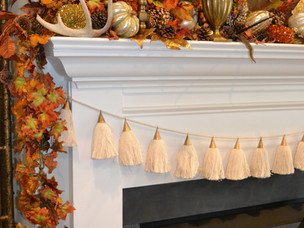 How To Masterfully Decorate A Thanksgiving Mantle