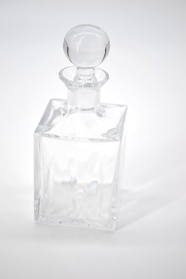 Square Crystal Decanter