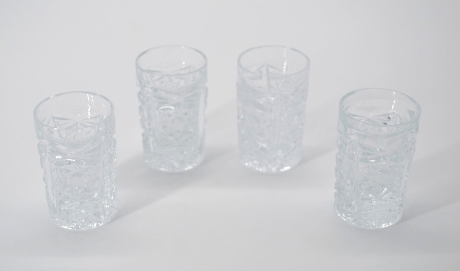 Shot Glass Set of 4