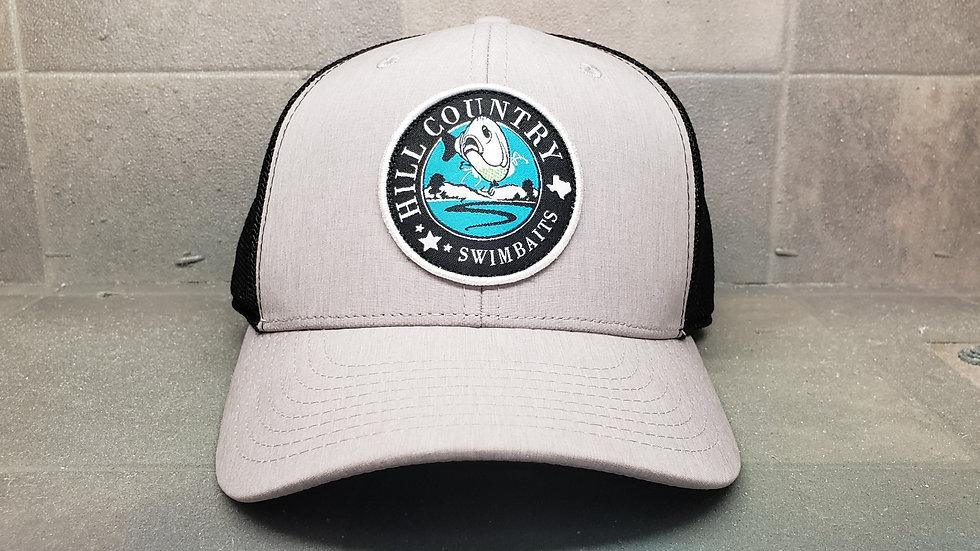 HCSB Hat - SPF 50 Tri-Tech Mesh Snapback Cap