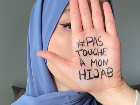 #PasToucheAMonHijab : Se mobiliser pour défendre les droits des femmes musulmanes ✊