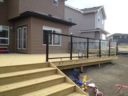 PT Deck w/ Black Rail