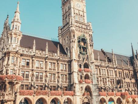 Munich & Augsburg 2018