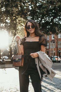 Phoebe Gore (Fashion Blogger)