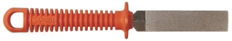 DFH- Diamond shaped sharpener.