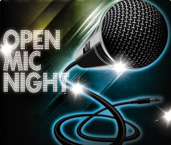 open mic GFM