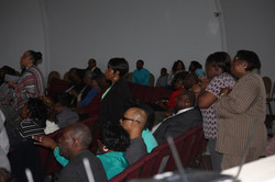 GFM Praise Team audience Linda