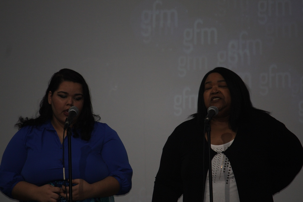 GFM Praise Team Chantae Velma