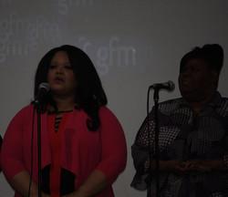 GFM Praise Team Levonne Gina