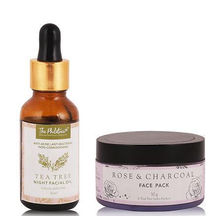 Oily Skin Essentials