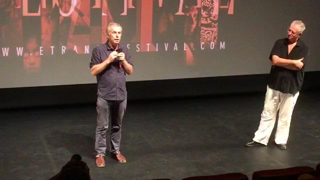 #Festival #Cinema #Paris Bruno Dumont  explique les tournages de sa série : le Pt'tit quinquin  « coin-coin et les z'inhumains » Toutes les videos et trailers sur www.petitpointgeek.com