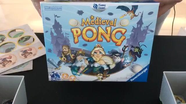 Medieval Pong : un jeu plein de rebonds !