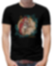 T-shirt PPG homme steampunk