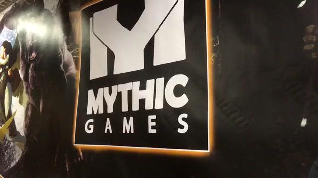 FIJ 2019 mythic games  Mythic Games