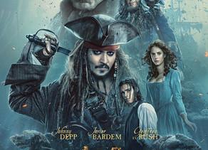 """J'ai vu... """"Pirates des Caraïbes : la Vengeance de Salazar"""""""