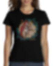 T-shirt PPG Femme Steampunk