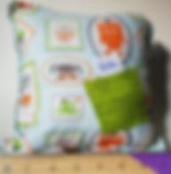 Monster wish Pillow