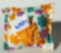 Little flower wish pillow