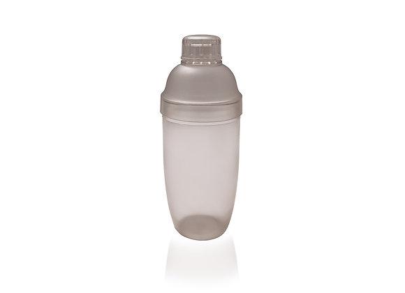 Plastový shaker střední