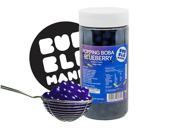 Popping boba Blueberry