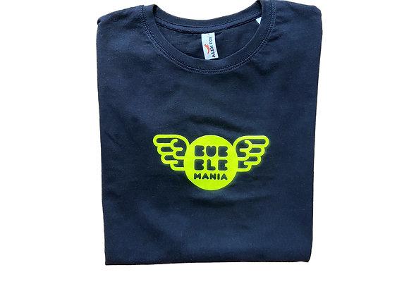 Black t-shirt wings