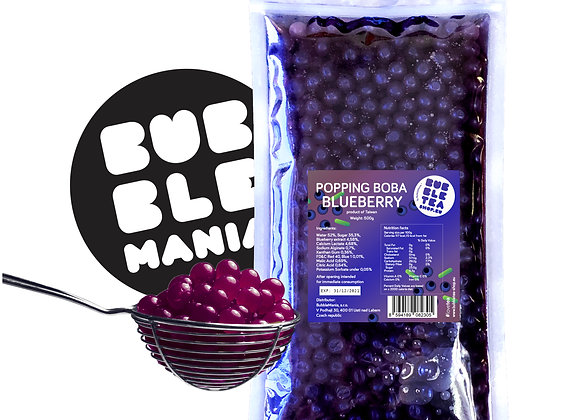 Popping boba Blueberry