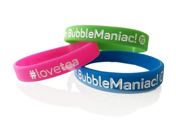 Náramek gumový BubbleMania