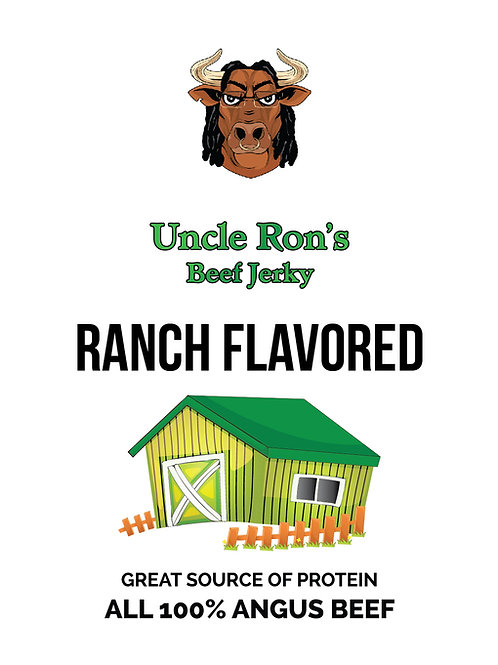 Ranch Flavored Beef Jerky