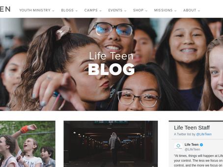 30 Best Catholic Websites and Blog Designs
